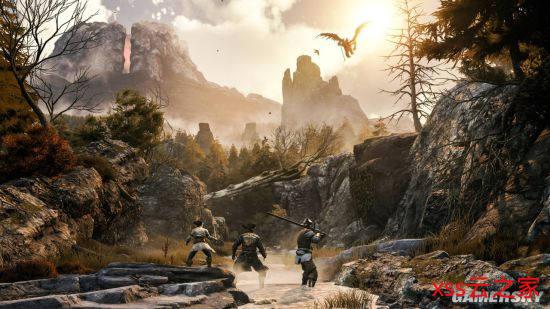 开放世界RPG《贪婪之秋》Steam新史低 促销价79元