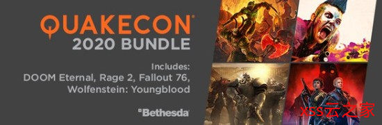 B社游戏Steam优惠 《毁灭战士:永恒》+《狂怒2》等四作打包225元插图