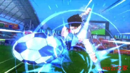 《足球小将:新秀崛起》发布繁体中文预告 体验大空翼的世界
