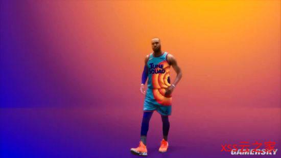 詹姆斯要来和兔八哥打篮球了 《宇宙大灌篮2》公布先导预告