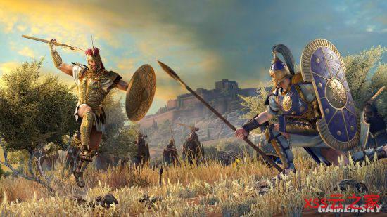 《全面战争传奇:特洛伊》PC中文版EPIC正版分流下载发布