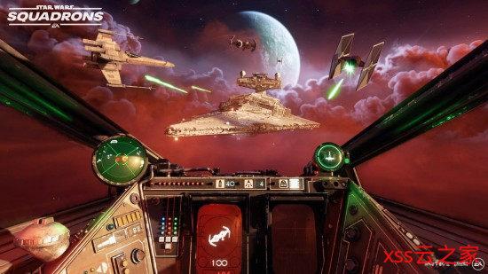《星球大战:战机中队》船舰元件介绍 定制你的星际战机插图(1)