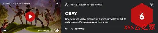 IGN《禁闭求生》EA测试6分 未来可期但现在有所欠缺