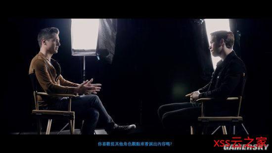 《黑相集:稀望镇》中文访谈 演员讲述制作幕后