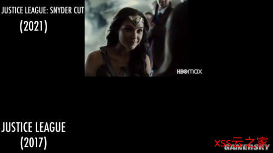 《正义联盟》导剪预告对比院线预告 超多新镜头、新内容