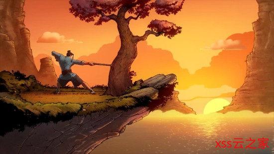 老外武侠游戏《少林九武猴》10月16日出售 支撑联机协作插图(1)