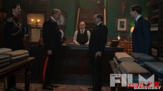 《王牌特工:源起》全新剧照曝光 绅士对峙军官