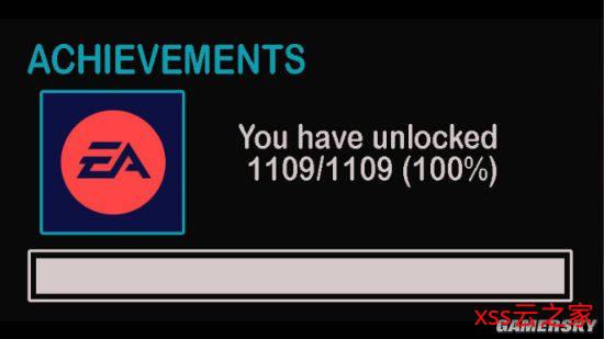EA添加1109个Steam成就 含《战地5》《泰坦陨落2》等