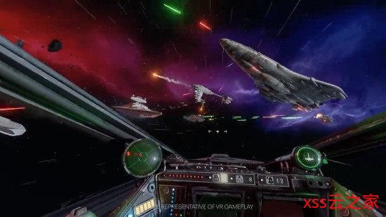 《星球大战:战机中队》全新预告 10月2日正式发售插图(1)