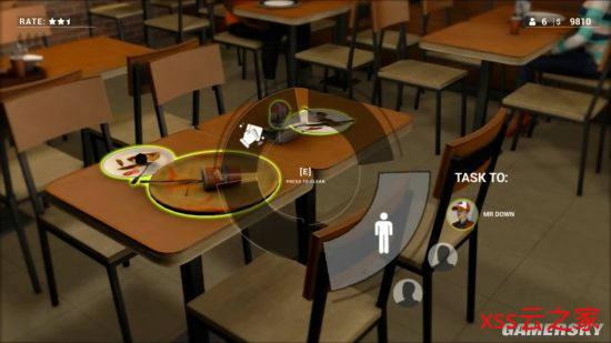 这款策略模拟游戏《披萨模拟器》让你当披萨店长 还能往对手店里扔烟雾弹插图(4)
