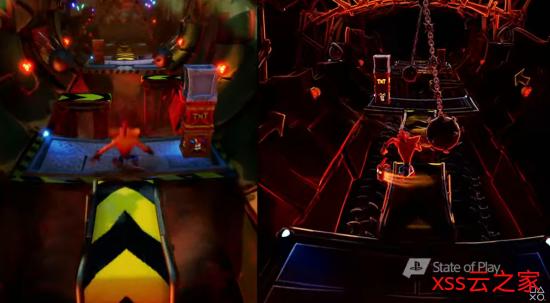 《古惑狼4》新预告 介绍反转模式等新元素插图(7)