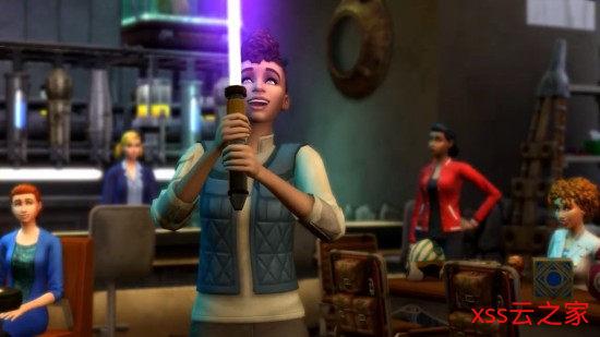 """《模拟人生4》""""星战""""DLC 谱写属于你的星战故事!插图(5)"""