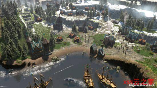 《帝国时代3:决定版》PC配置需求 推荐i5+GTX 980插图(2)