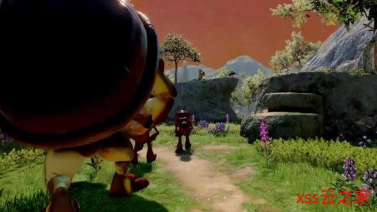 动作冒险《Tamarin》新预告 不要小看萌猴的战斗力!