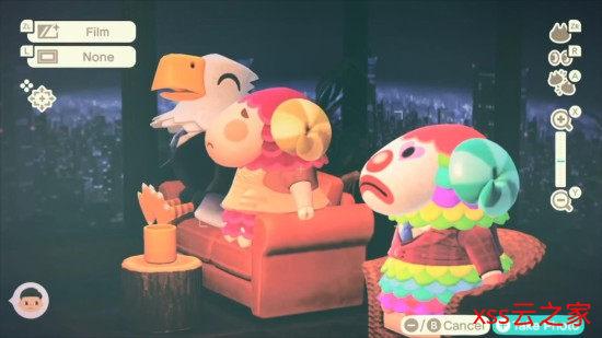 玩家用《集合啦!动物森友会》还原《小丑》电影 狸克变成倒霉主持人插图(2)