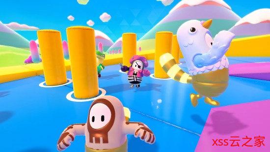 为打击外挂 《糖豆人:终极淘汰赛》将禁用Steam家庭共享功能