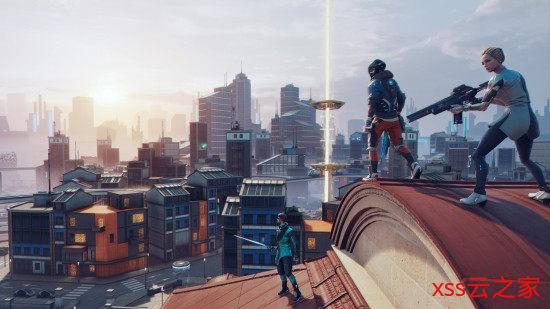 《超猎都市》正式登陆PC、主机平台 S1赛季同步开启
