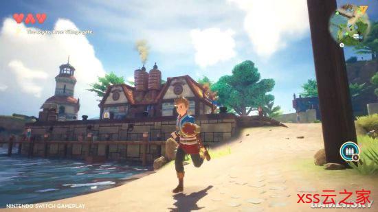 塞尔达风RPG《海之号角2》今秋登陆NS 实机演示公布