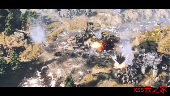 柴油朋克RTS《钢铁收割》故事宣传片 钢铁巨兽的世界大战插图(5)