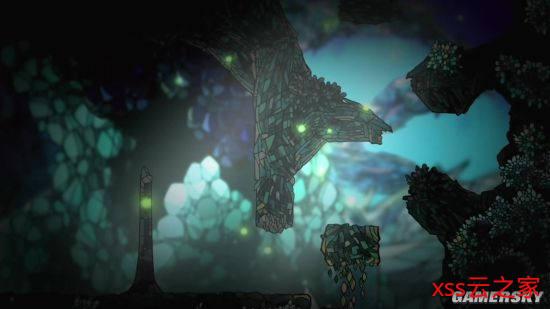动作冒险游戏《微光》8月20日发售 探索美丽又恐怖的玻璃世界插图