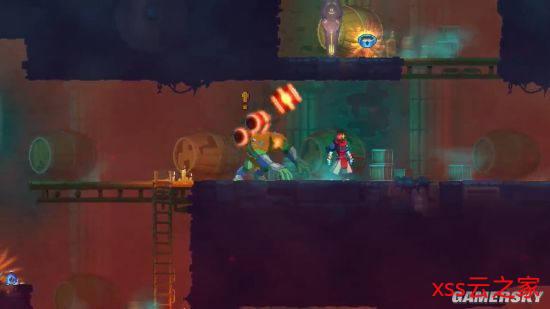 《死亡细胞》免费更新宣传片 新武器新敌人已上线PC插图(2)