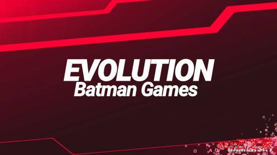 《蝙蝠侠》游戏36年进化史 从像素老爷到哥谭骑士