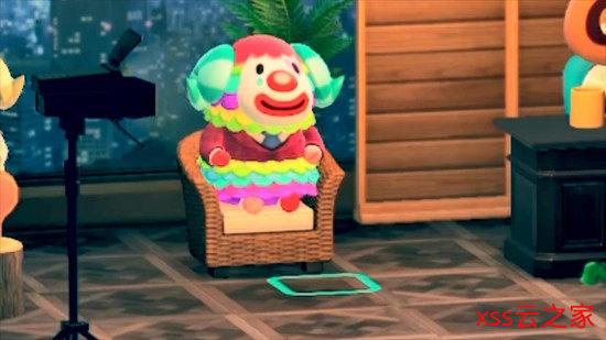 玩家用《集合啦!动物森友会》还原《小丑》电影 狸克变成倒霉主持人插图(1)
