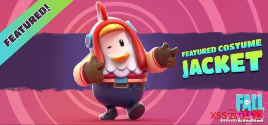 《糖豆人:终极淘汰赛》联动《迈阿密热线》 推出公鸡帽子和主题夹克