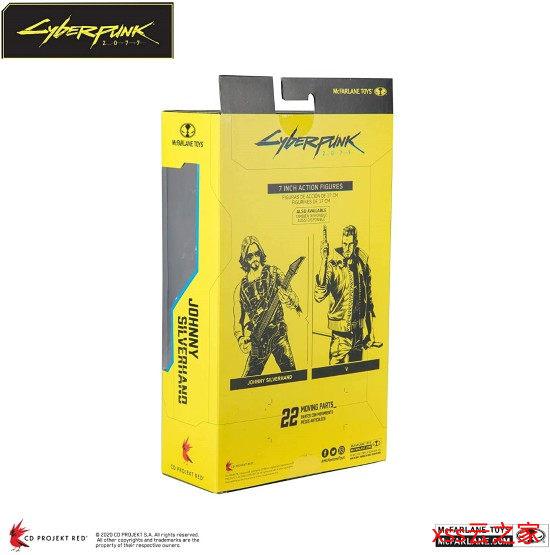 《赛博朋克2077》强尼·银手人偶上架亚马逊 售价136元、22个可动关节