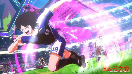 《足球小将:新秀崛起》中文版Steam正版下载发布