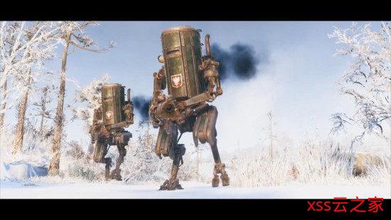 柴油朋克RTS《钢铁收割》故事宣传片 钢铁巨兽的世界大战插图(1)