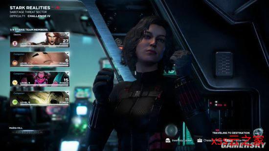 《漫威复仇者联盟》多段Beta测试实机演示:浩克、黑寡妇和钢铁侠插图