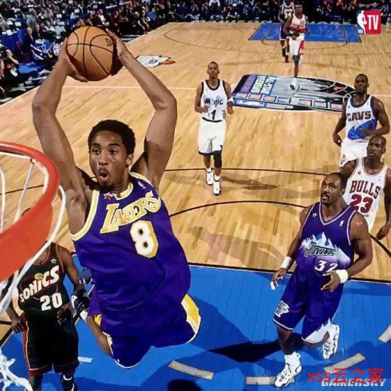 永远的黑曼巴!篮球巨星科比·布莱恩特生日NBA、湖人官推发推悼念