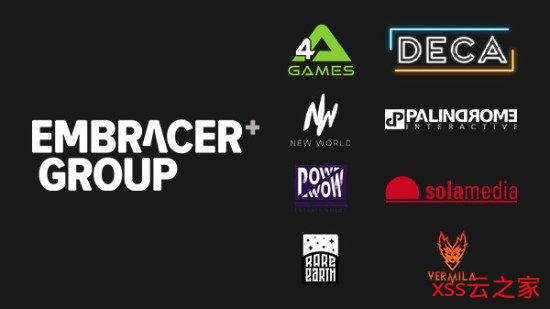 THQ母公司Embracer Group新收购8家工作室 包括4A Games插图