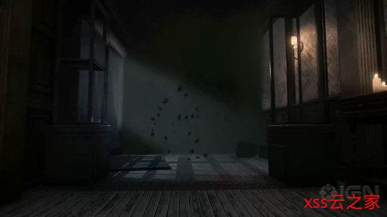 洛式恐怖《松果体》将登陆NS 灵感源自《疯狂山脉》