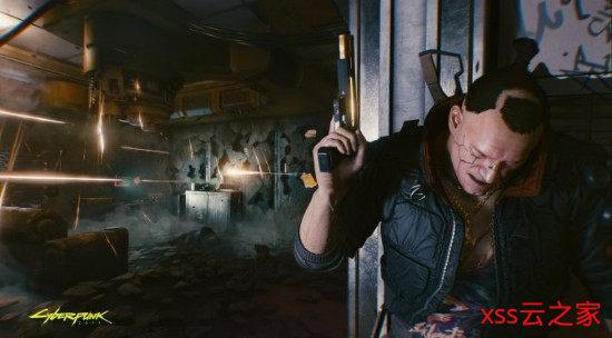 《赛博朋克2077》场景破坏系统超强 几乎所有物品都有击中反馈插图