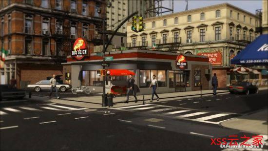 这款策略模拟游戏《披萨模拟器》让你当披萨店长 还能往对手店里扔烟雾弹插图(2)