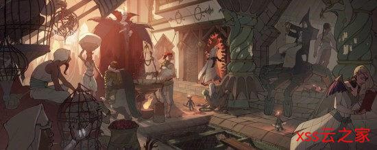 《龙腾世纪》幕后短片 BioWare开发者打造全新世界插图(8)