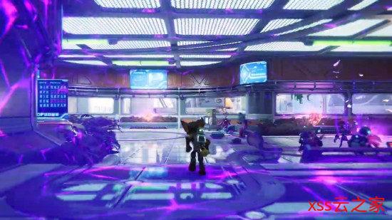 《瑞奇与叮当:裂痕》新演示 预计于PS5首发期上线