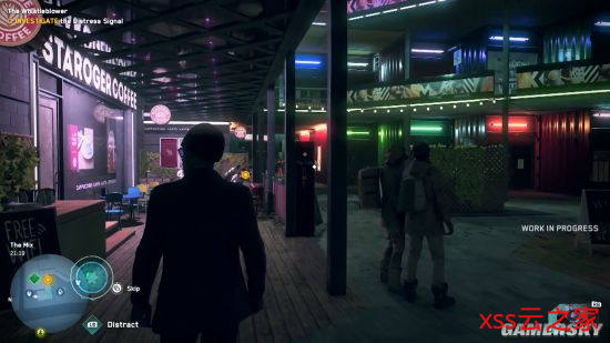 """PC版《看门狗:军团》6分钟实机演示 展现""""告密者""""使命流程插图(2)"""