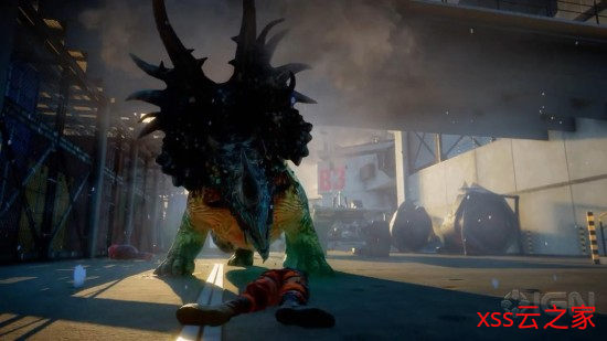 合作类打恐龙FPS《二次灭绝》新预告 Steam版下月开启EA测试插图(4)