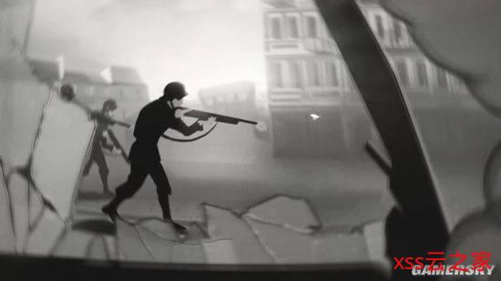 《昼魇》开发商公布最新游戏《WM》先导预告 根据二战真实事件改遍插图(2)