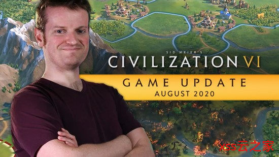 《文明6》8月更新情报 加入新功能自然奇观选择器