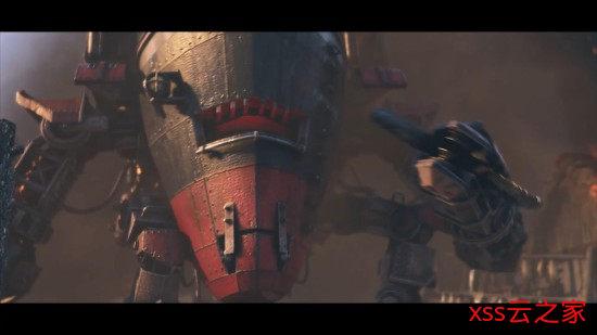 柴油朋克RTS《钢铁收割》故事宣传片 钢铁巨兽的世界大战插图(6)