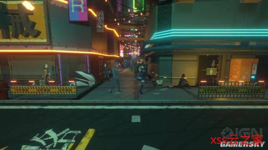 IGN发布国产像素风RPG《纪元:变异》独家预告 赛博朋克少女挥舞大剑插图(2)