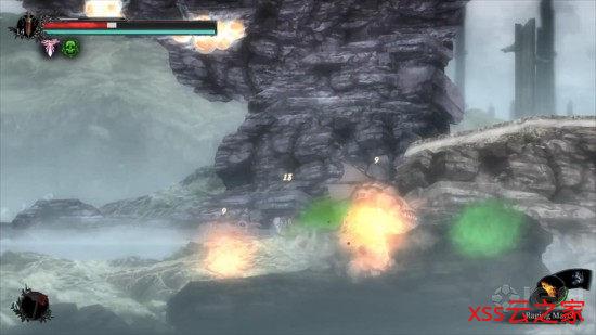 动作RPG《守夜人:长夜》16分钟演示 大战恐怖巨蟾蜍