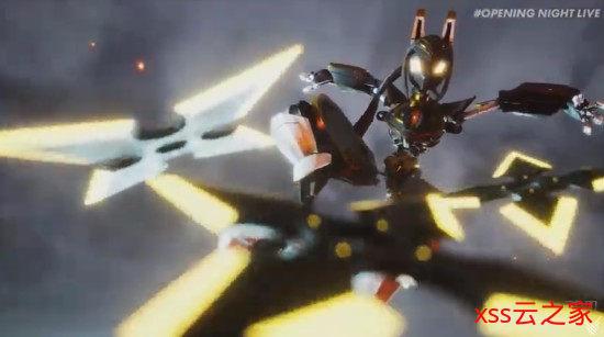 机甲格斗《机械城乱斗2》公布 今年12月发售插图(1)