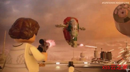 《乐高星战》全新预告 从塔图因开始的传奇之旅插图