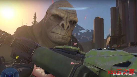 《光环:无限》都被你们玩坏了!鬼面兽PS大赛胜者决出!