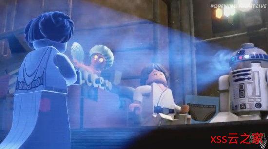 《乐高星战》全新预告 从塔图因开始的传奇之旅插图(10)